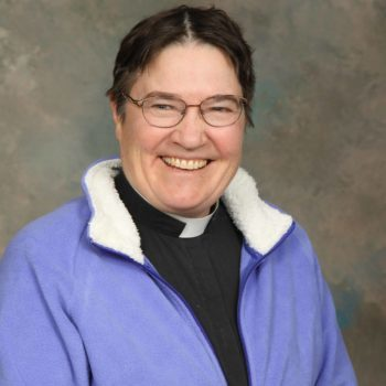 The Reverend Canon Susan Clifford