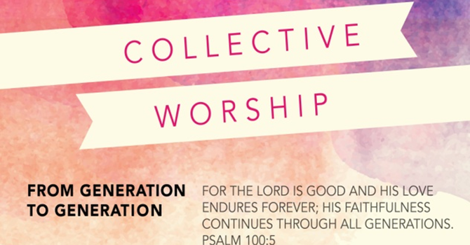 Collective Worship - Palm Sunday and Easter Sunday | Mt. Pleasant Site image