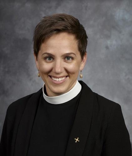 The Rev. Gillian Hoyer