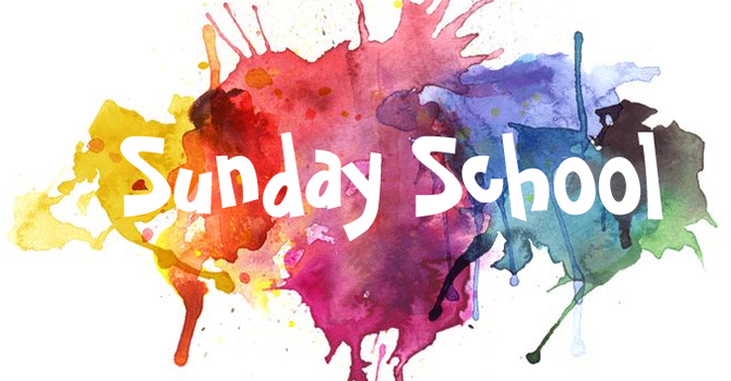 Sunday School Blast image