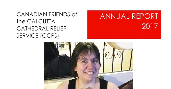Canadian Friends of the Calcutta Relief Service - Annual Report