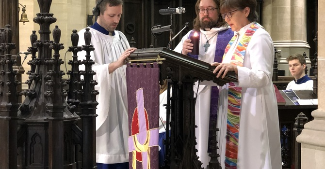 March 15, 2020: Worship Service