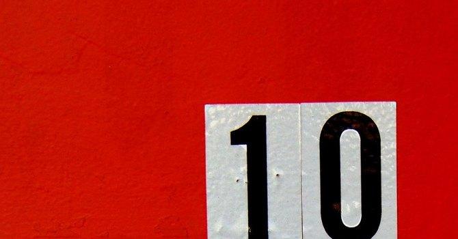 10 Popular Posts