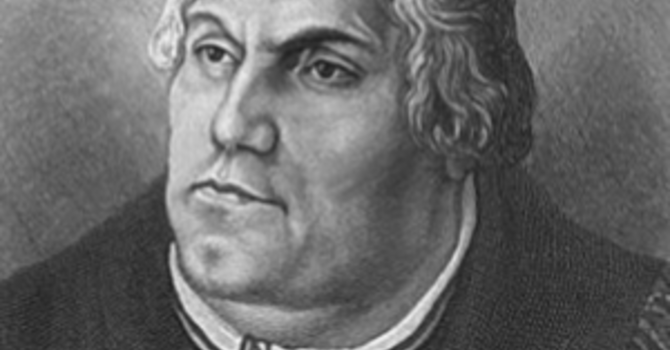 Luther Lesson 9   Posting the 95 Theses