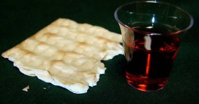 Responsibilities of Communicants at the Lord's Supper