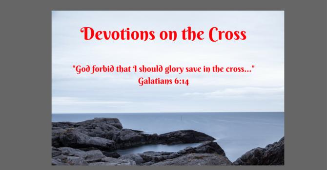 Bearing His Cross