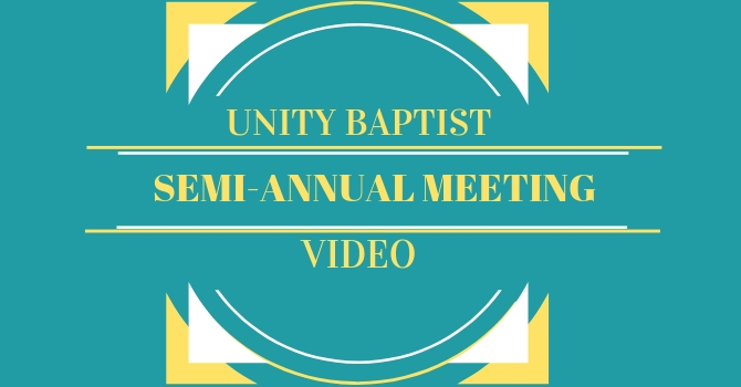 Missed the Semi-Annual Meeting?