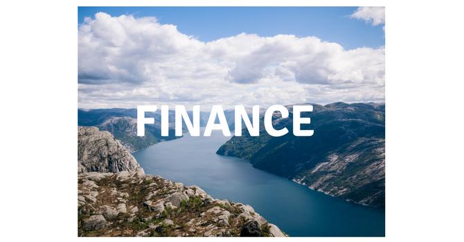 Finance Liaison