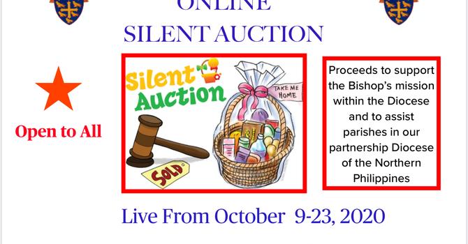 Bishops Friends Online Auction image