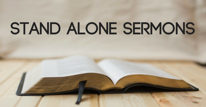 One Faith, One Gospel, One Family | Stand Alone Sermons