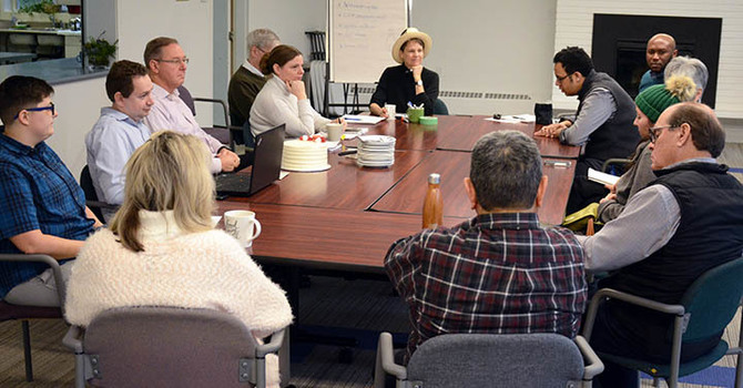 January 2019 Staff Meeting image