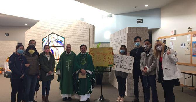 Chinese Catholic Community