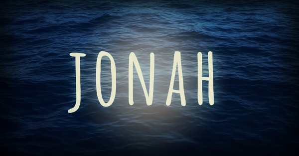 Jonah-Big God Big Love