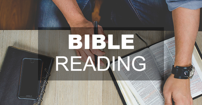 Reading the Bible in 2020 image
