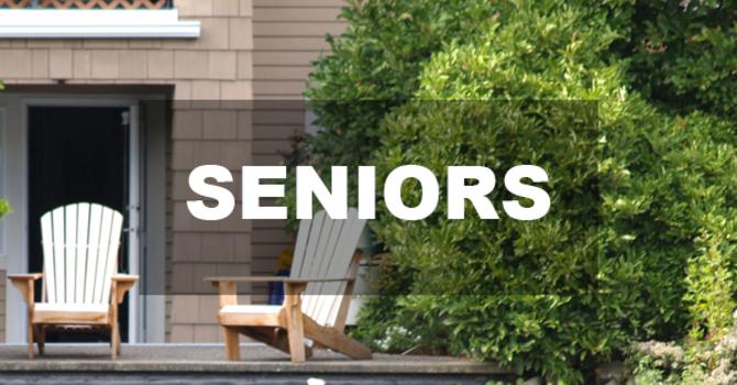 Seniors' Bible Study image