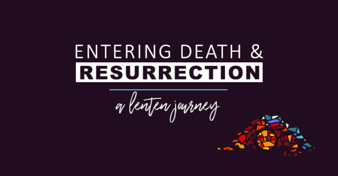 New Series for Lent
