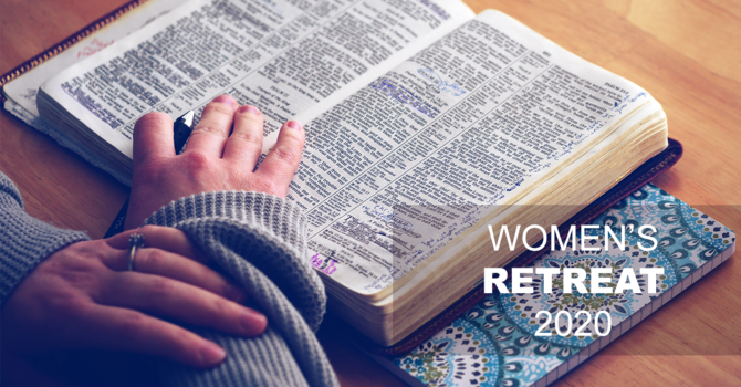 Women's Retreat: Why Go? image