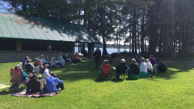 Church picnic | Christian Life and Work | St  Columba's