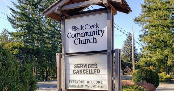 Cancellation of All Church-building meetings image