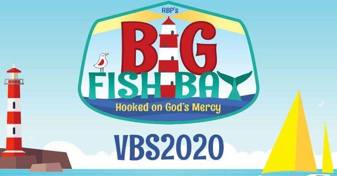 Vacation Bible School: Big Fish Bay image