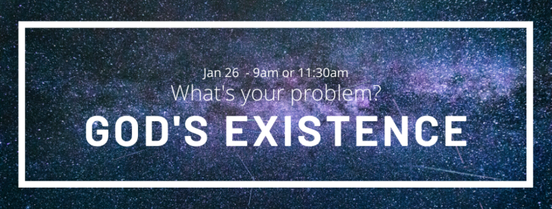 The problem of God's Existence