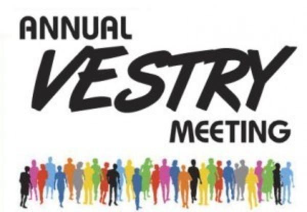 Annual Vestry Meeting