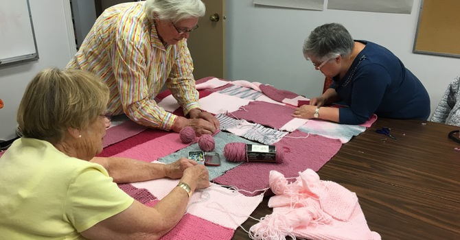 St. Anne's Knitting Group