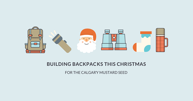 Building Backpacks this Christmas image
