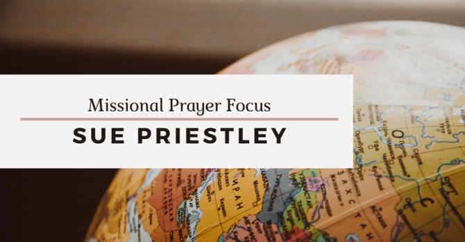 Missional Prayer Focus · March 29, 2020