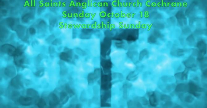 Eucharist Service October 18