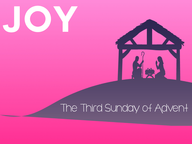 """The Third Sunday of Advent ~ """"Birth Planning: Darkness Before the Dawn"""""""
