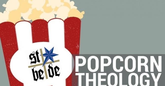 Popcorn Theology News image