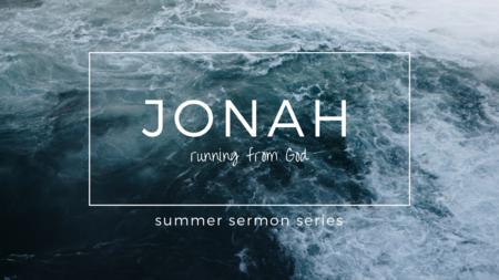 Jonah: Running From God