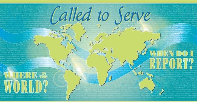 Missionary News April, 2019 image