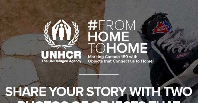 #FromHometoHome image