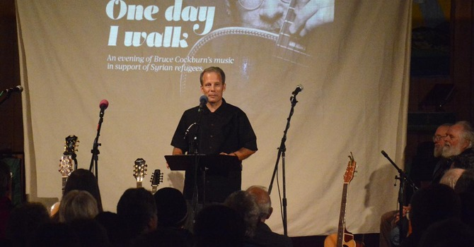 One Day I Walk  - Fundraising Concert in Powell River image