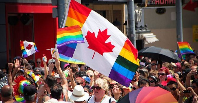 Canada announces new initiative to support LGBTQ2 refugees