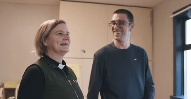New Video Features St. Barnabas Parishioner