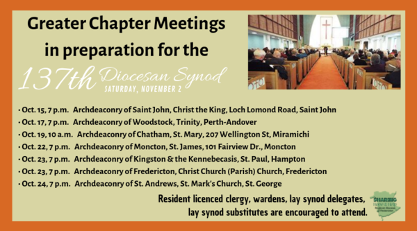 Greater Chapter Meetings