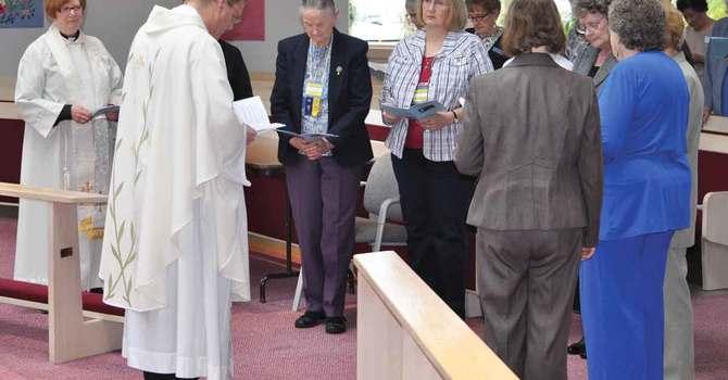 Anglican Church Women 2016 AGM