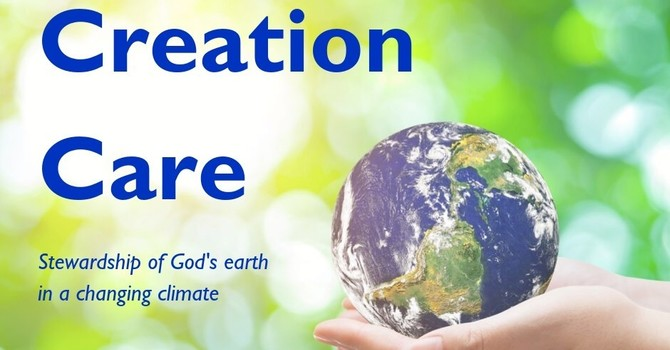 September 2019 - Creation Care