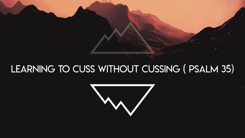 Learning to Cuss Without Cussing