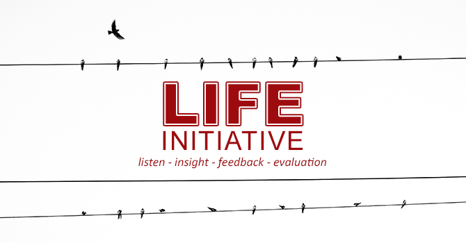 LIFE Initiative: Book Online image