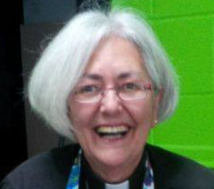 The Rev'd Dianne Parker