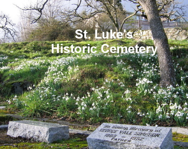 Link to St. Luke's Cemetery