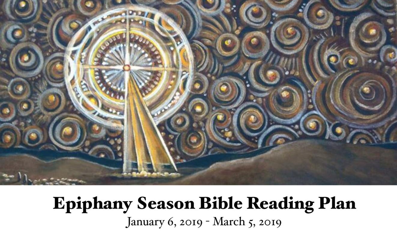 Epiphany Season Reading Plan | Taber Evangelical Free Church