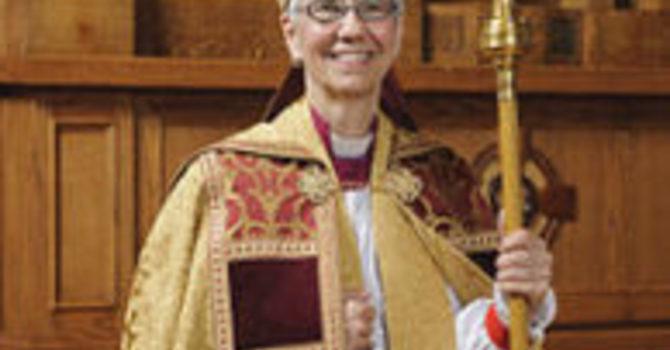St. John, MR welcomes Bishop Melissa Skelton