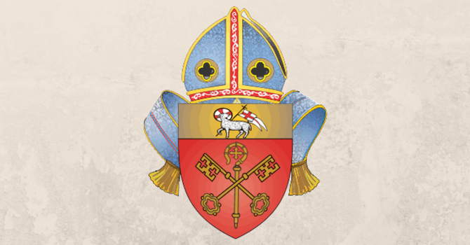 Bishop: Waterford and St. Mark - Confirmation