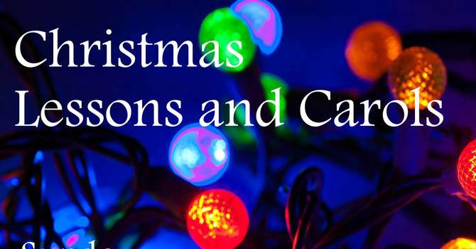 Lessons and Carols for Christmas