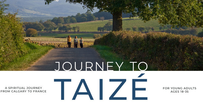 Journey to Taizé image